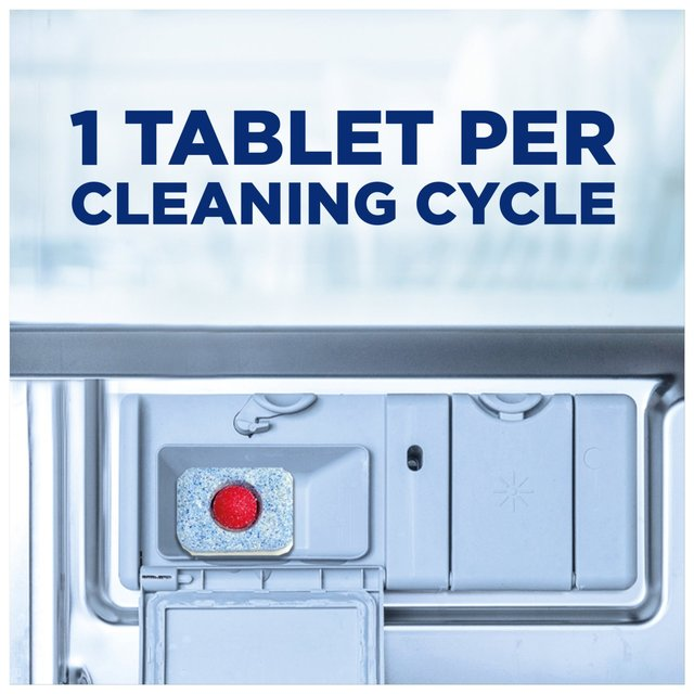 Finish All In 1 Max Dishwasher Tablets Original 80 Per