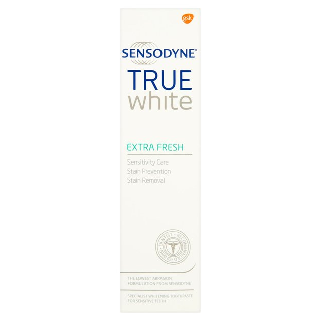 Sensodyne True White Extra Fresh Sensitive Toothpaste