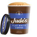 Jude's Flat White Coffee Dairy Ice Cream