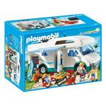 Playmobil Summer Camper, 4yrs+