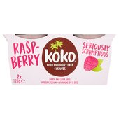 Koko Dairy Free Raspberry Yogurt