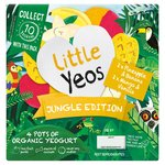 Little Yeo's Fruited Limited Edition Yogurt