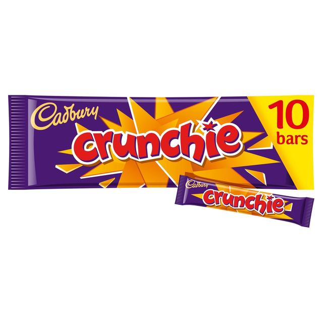 Cadbury Crunchie Ocado