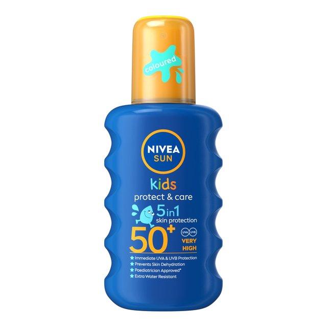 nivea sun moisturising immediate sun protection review