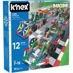 K'NEX Cars Building Set, 7yrs+