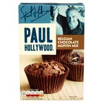 Paul Hollywood Luxury Chocolate Muffin Mix