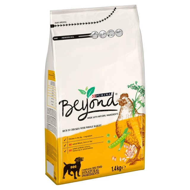 Beyond Simply 9 Dry Dog Food Rich In Chicken 14kg From Ocado