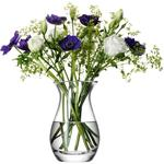 LSA Flower Posy Vase, Clear