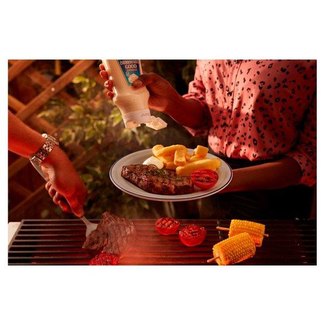 heinz seriously good mayonnaise 800ml from ocado