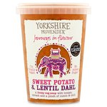 Yorkshire Provender Indian Sweet Potato & Lentil Dahl