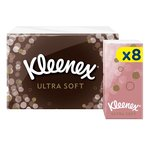 Kleenex Ultra Soft Tissues Pocket Packs