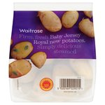 Waitrose Jersey Royal Baby New Potatoes