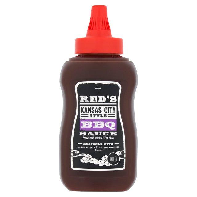 Red's Kansas City BBQ Sauce 320g from Ocado