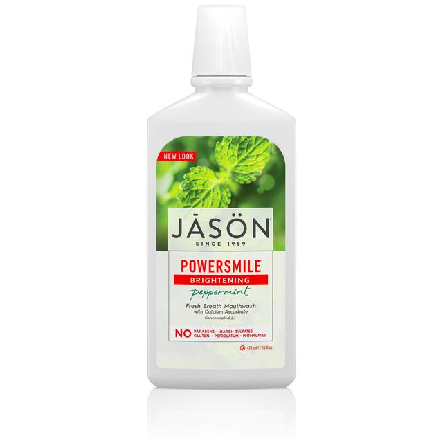 Jason Vegan Powersmile Mouthwash