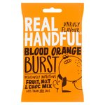 Real Handful Blood Orange Burst Fruit Nut & Choc Mix