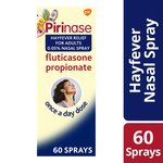 Pirinase Antihistamine Allergy Relief 5% Nasal Spray