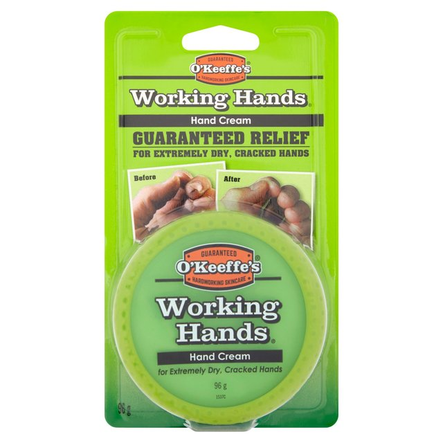 working hands cream o keeffe s working 96g from ocado 10710
