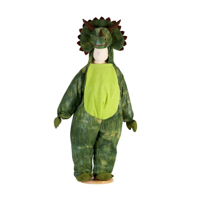 Triceratops Costume 3-5yrs  sc 1 st  Ocado & Triceratops Costume 3-5yrs from Ocado