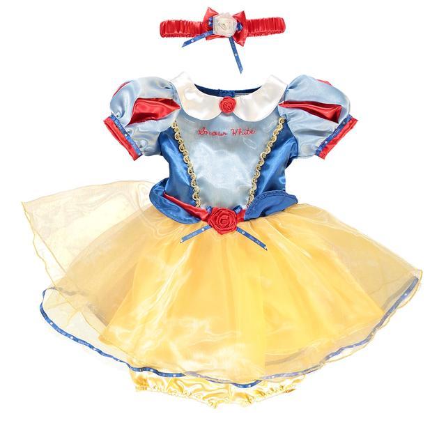a01104488 Disney Baby Princess Snow White Costume, 6-12 Months from Ocado