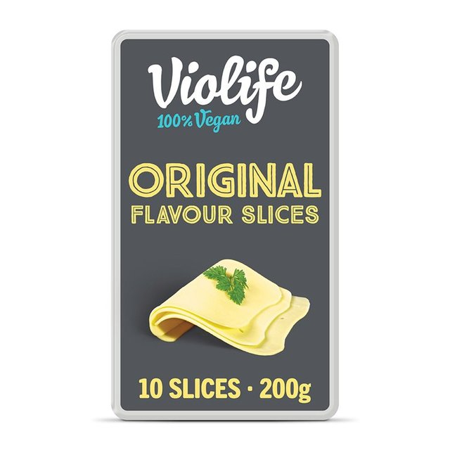 Violife Non-Dairy Cheese Alternative Slices