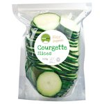 Wholegood Organic Sliced Courgette