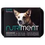 Nutriment Lamb Formula Raw Dog Food