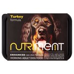 Nutriment Turkey Formula Raw Dog Food