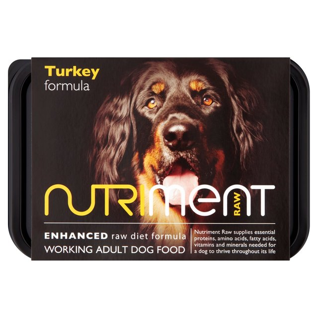 Nutriment Dog Food Review
