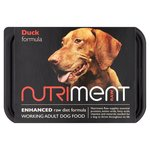 Nutriment Duck Formula Raw Dog Food