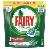 Fairy All in One Original Dishwasher Tablets