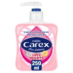 Carex Fun Edition Love Hearts Hand Wash