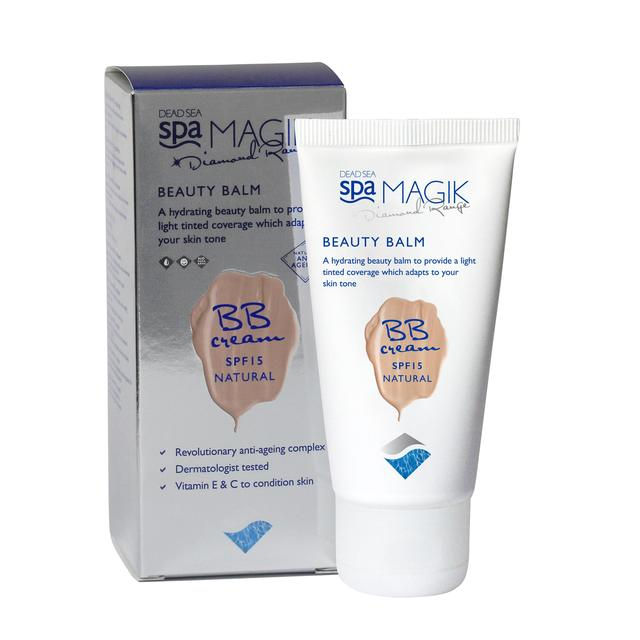 Dead Sea Spa Magik BB Cream SPF 15, Natural