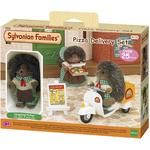 Sylvanian Families Pizza Delivery Set, 3yrs+