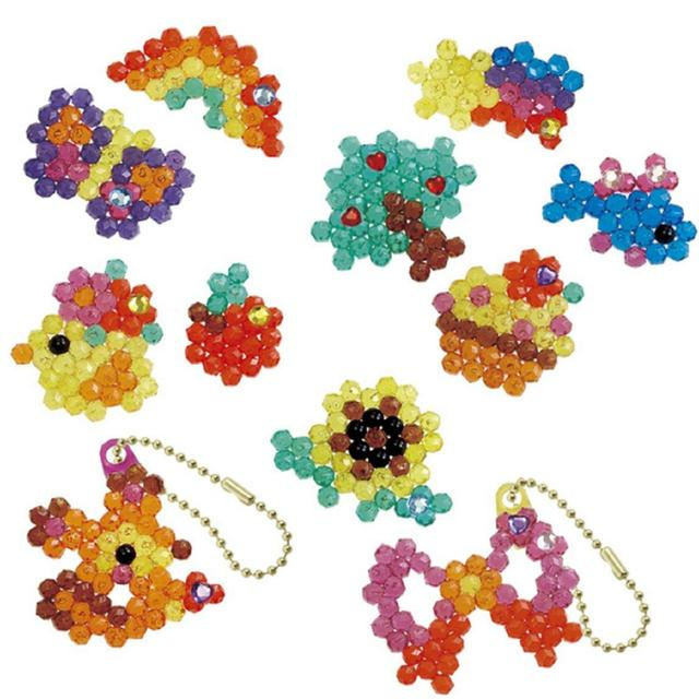 Aquabeads Crystal Charm Set Yrs From Ocado - Aquabeads templates