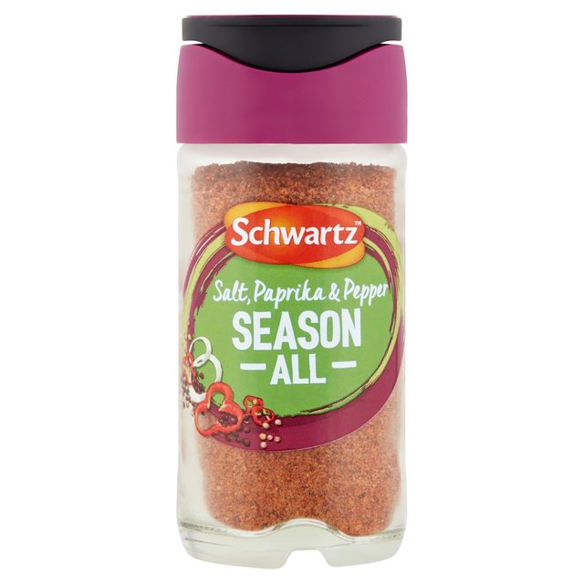 Schwartz Perfect Shake Season All Seasoning Jar