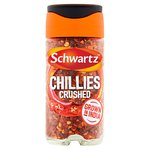 Schwartz Crushed Chilli Jar