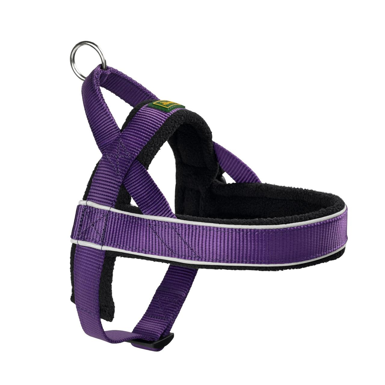 An image of Hunter Norwegian Harness Small Violet