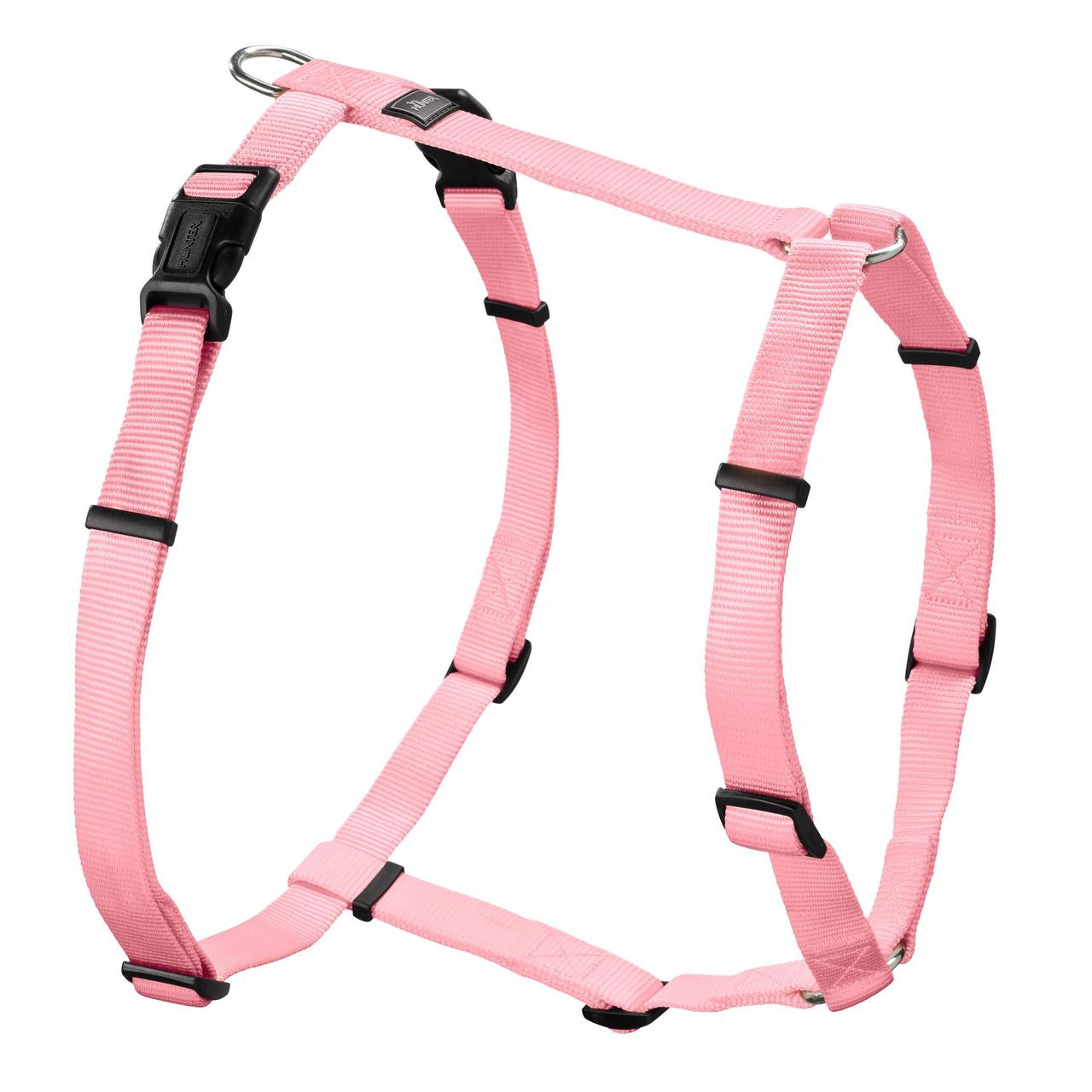 An image of Hunter Harness Vario Rapid Extra Small Light Pink