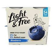 Light & Free Blueberry