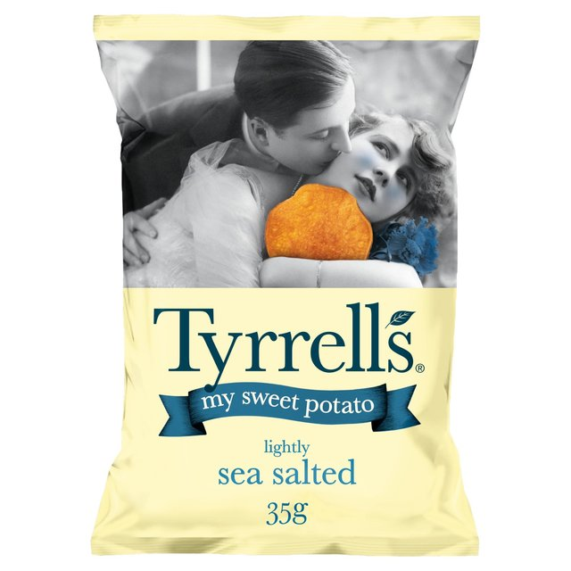 Tyrrells My Sweet Potato Lightly Salted
