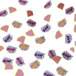 Ginger Ray Pink Pop Art Party Table Confetti