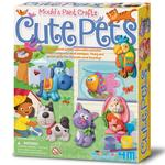 Kidz Labs Mould & Paint Cute Pets 5+