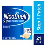 Nicotinell 21mg 24 Hour Patch, Step 1