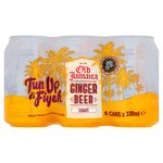 Old Jamaica Ginger Beer Diet Slim Can