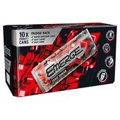 Emerge Zero Sugar 'Easy Grab' Fridge 10 Pack