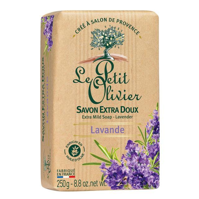 Le Petit Olivier Extra Mild Lavender Soap Bar | Ocado