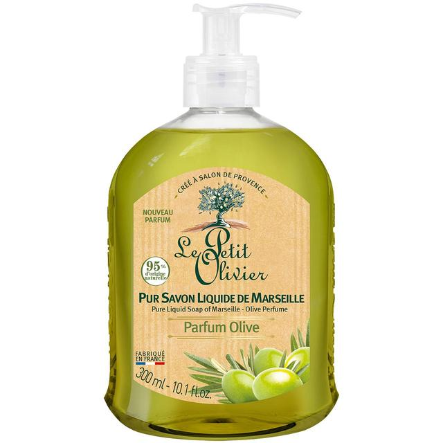 Le Petit Olivier Pure Liquid Soap of Marseille, Olive Oil