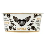 Rebel Kitchen Dairy Free Organic Coconut Yogurt Coffee