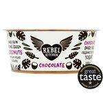 Rebel Kitchen Dairy Free Organic Coconut Yogurt Cacao
