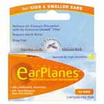 Earplanes Kids Silicone Ear Plugs